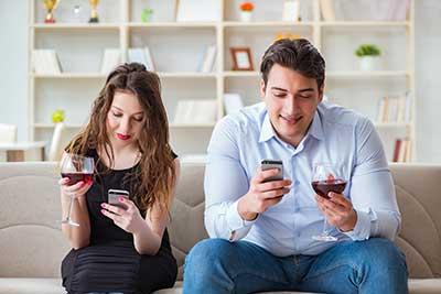 Saint Valentin : de nouveaux clients avec le SMS pro !