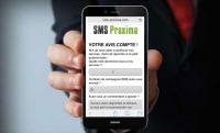 Sondage par SMS