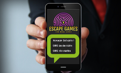 Escape Game : 5 utilisations du SMS pro